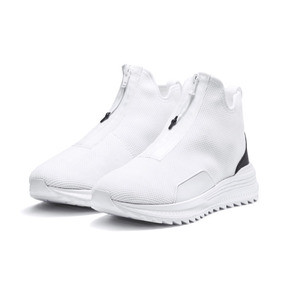 Thumbnail 2 of PUMA x OUTLAW MOSCOW Avid Zip Sneakers, Puma White, medium