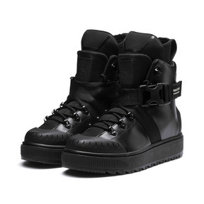 Thumbnail 2 of PUMA x OUTLAW MOSCOW Ren Boots, Puma Black, medium