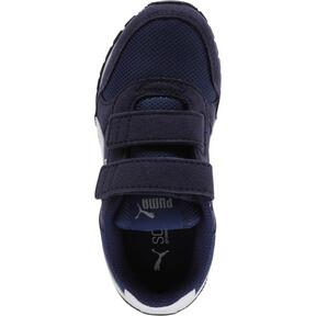 Thumbnail 5 of ST Runner v2 Mesh AC Little Kids' Shoes, Peacoat-Puma White, medium