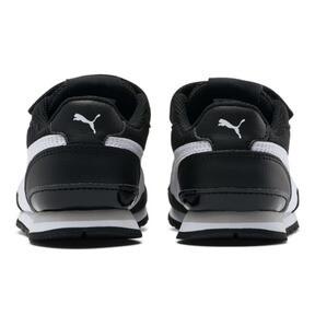 Thumbnail 4 of ST Runner v2 Mesh AC Sneakers PS, Puma Black-Puma White, medium
