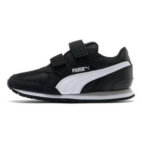 Thumbnail 1 of ST Runner v2 Mesh AC Sneakers PS, Puma Black-Puma White, medium
