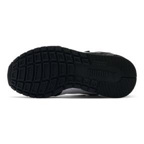 Thumbnail 3 of ST Runner v2 Mesh AC Sneakers PS, Puma Black-Puma White, medium