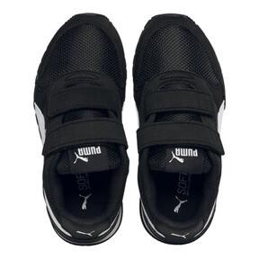 Thumbnail 6 of ST Runner v2 Mesh AC Sneakers PS, Puma Black-Puma White, medium