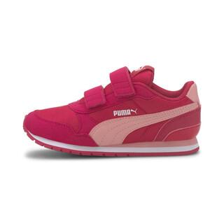 Görüntü Puma ST RUNNER v2 Mesh Bantlı Çocuk Ayakkabı