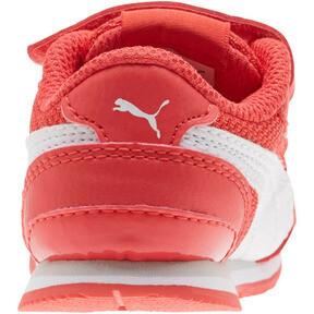 Thumbnail 4 of ST Runner v2 Mesh AC Toddler Shoes, Hibiscus -Puma White, medium