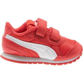 Thumbnail 3 of ST Runner v2 Mesh AC Toddler Shoes, Hibiscus -Puma White, medium