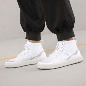 Thumbnail 9 of PUMA x HAN KJØBENHAVN Breaker Mid Sneakers, 01, medium