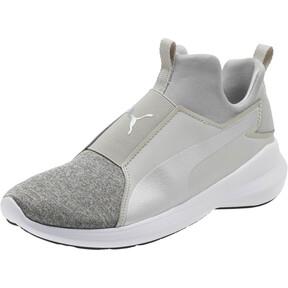 Zapatos deportivos Puma Rebel Glow JR de caña media