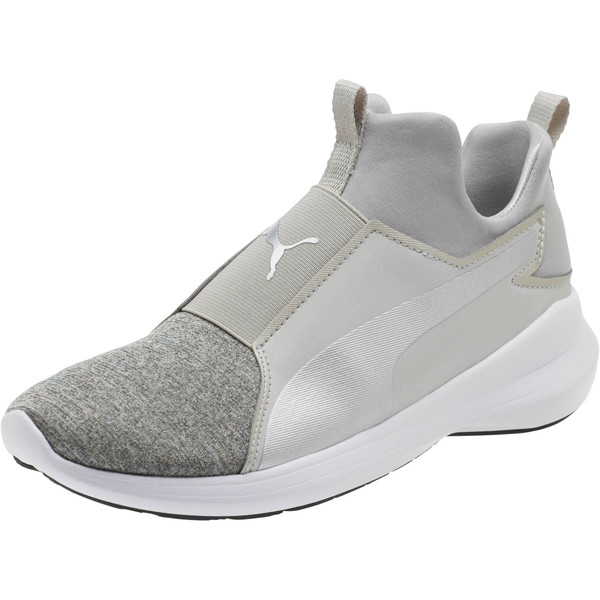 Puma Rebel Mid Glow JR Sneakers, 02, large