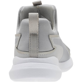 Thumbnail 4 of Puma Rebel Mid Glow Preschool Sneakers, 02, medium