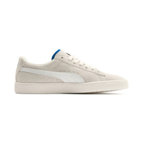 Thumbnail 5 of PUMA x ADER ERROR Suede Trainers, Whisper White, medium