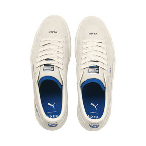 Thumbnail 7 of PUMA x ADER ERROR Suede Trainers, Whisper White, medium