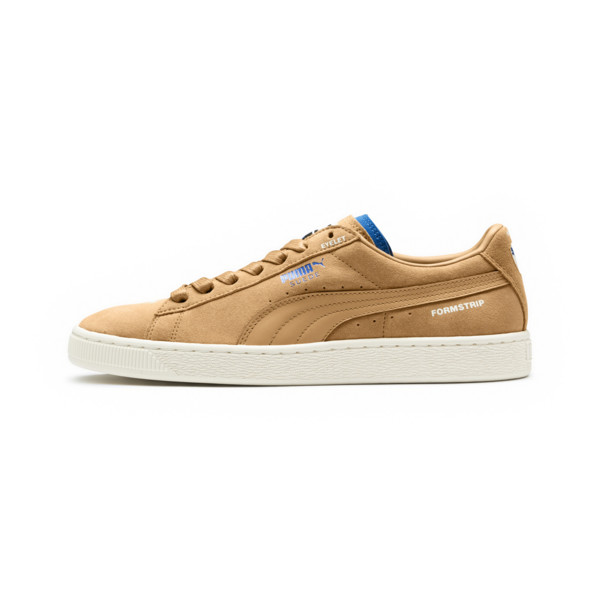 PUMA x ADER ERROR Suede Sneakers, Taffy, large