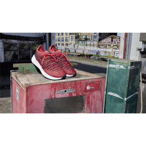 Thumbnail 6 of Evolution AVID FUSEFIT Sneakers, Ribbon Red-Black-Puma White, medium
