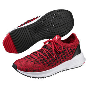 Thumbnail 2 of Evolution AVID FUSEFIT Sneakers, Ribbon Red-Black-Puma White, medium