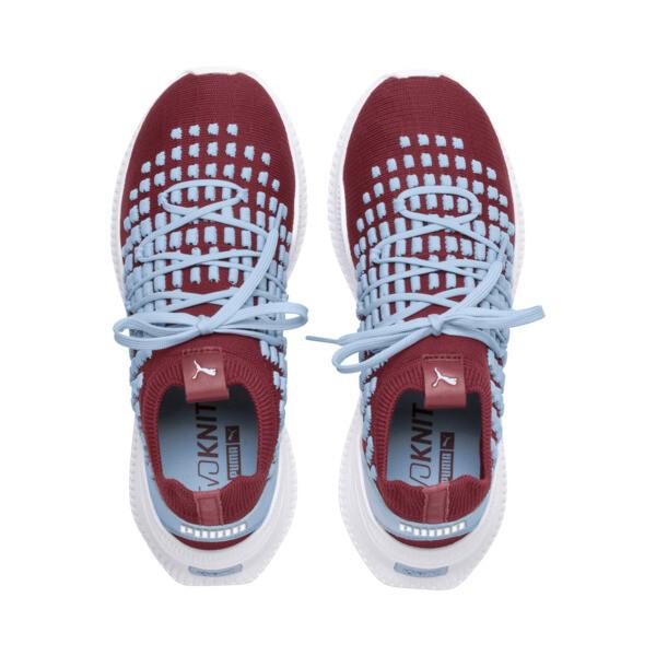 AVID FUSEFIT Trainers, Pomegranate-CERULEAN-White, large