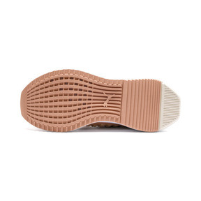 Thumbnail 3 of AVID FUSEFIT Evolution Sneaker, Dusty Coral-Gold-White, medium