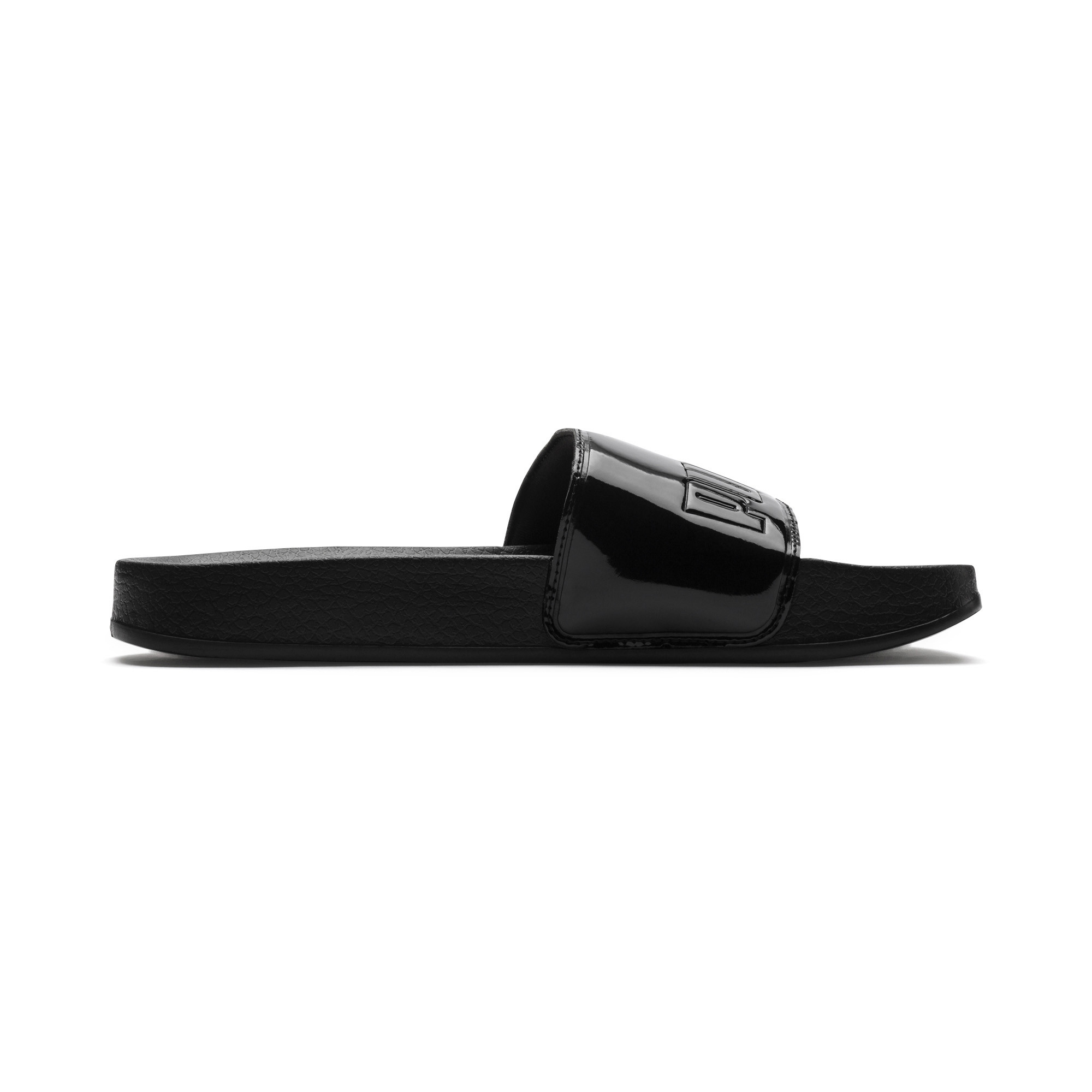 Image Puma Leadcat Patent Slide Women's Sandals #5