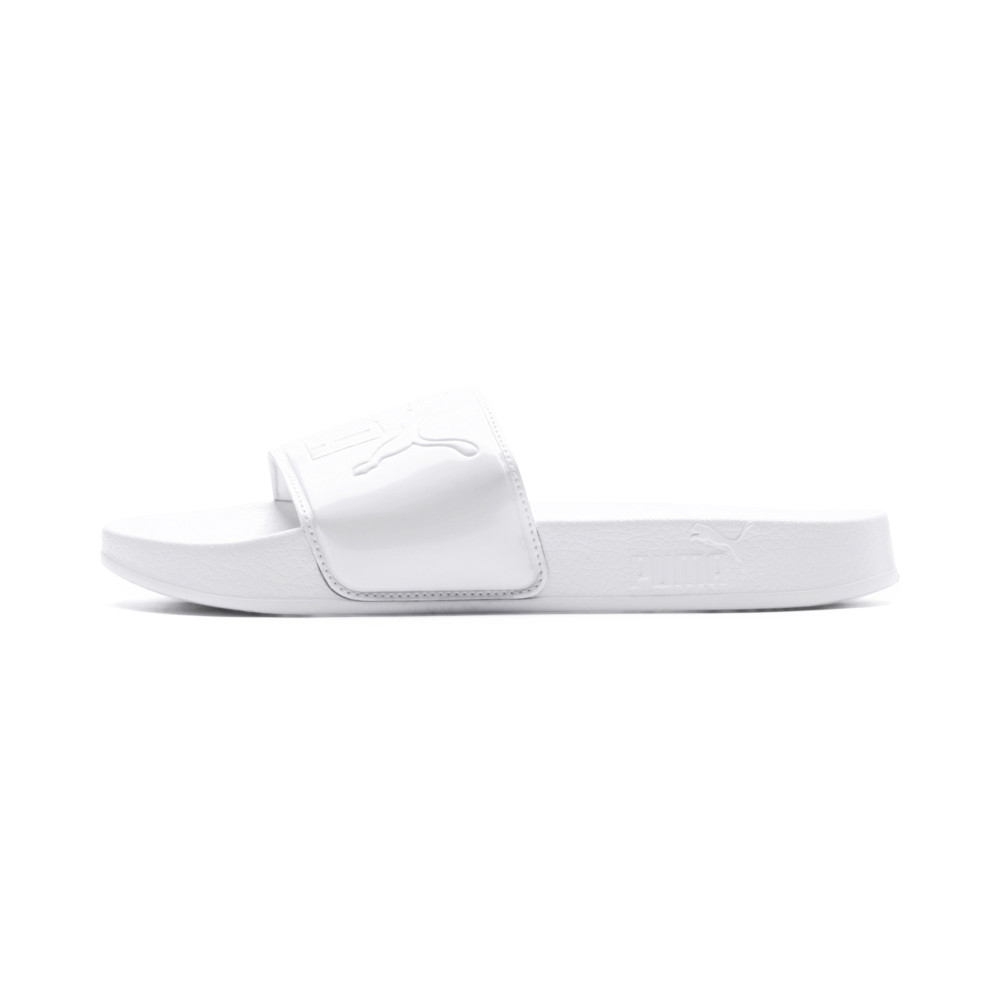 Image PUMA Leadcat Patent Slide Women's Sandals #1
