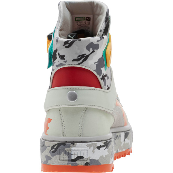 PUMA x ATELIER NEW REGIME Ren Boots, Green Lily-Gray Violet, large