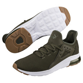 Thumbnail 2 of Electron Street Sneakers, Forest Night-Forest-White, medium