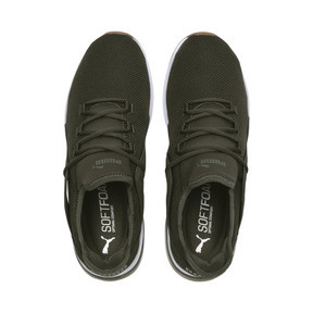 Thumbnail 6 of Electron Street Sneakers, Forest Night-Forest-White, medium