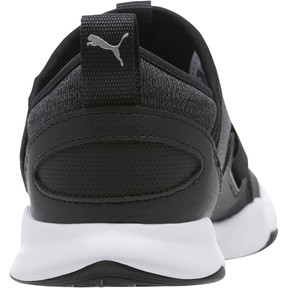 Thumbnail 4 of Puma Dare AC Sneakers, Puma Black-Puma Silver, medium