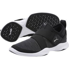 Thumbnail 2 of Puma Dare AC Sneakers, Puma Black-Puma Silver, medium