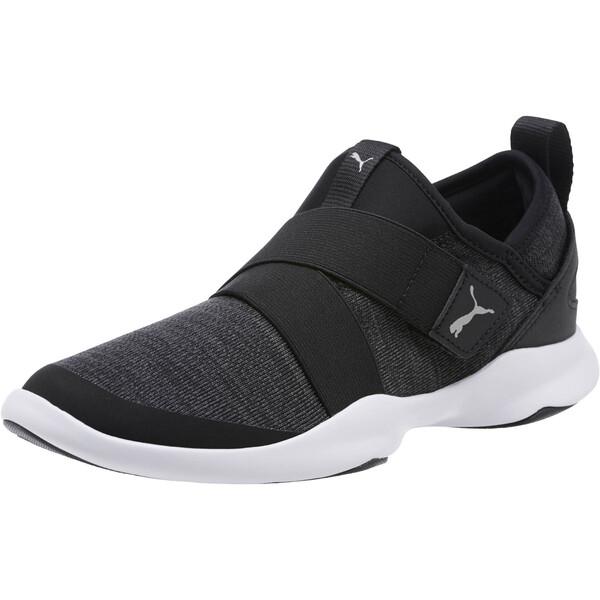 Puma Dare AC Sneakers, Puma Black-Puma Silver, large
