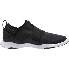 Thumbnail 3 of Puma Dare AC Sneakers, Puma Black-Puma Silver, medium
