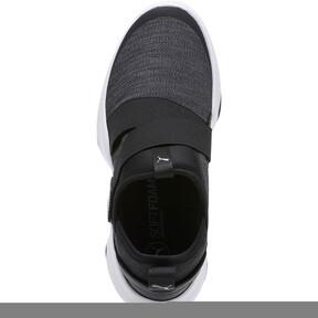 Thumbnail 5 of Puma Dare AC Sneakers, Puma Black-Puma Silver, medium