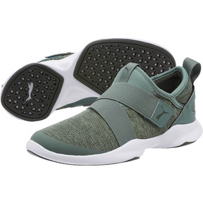 Thumbnail 2 of Puma Dare AC Sneakers, Laurel Wreath-Forest Night, medium