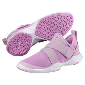Thumbnail 2 of Puma Dare AC Sneakers, Winsome Orchid-Orchid, medium