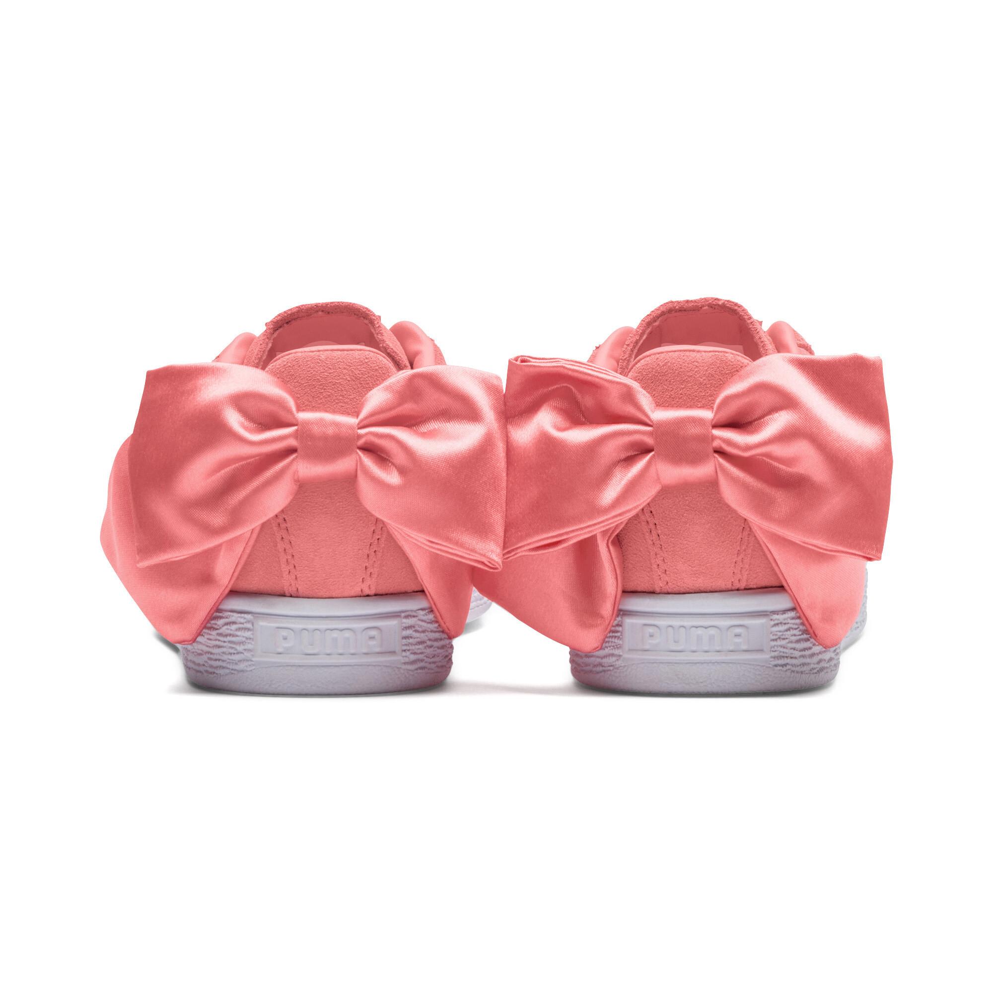 Indexbild 3 - PUMA Suede Bow Damen Frauen Schuhe Sport Classics Neu