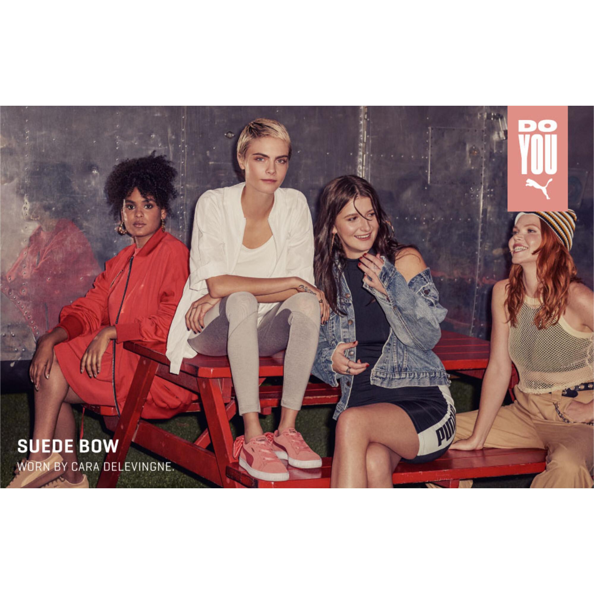 Indexbild 5 - PUMA Suede Bow Damen Frauen Schuhe Sport Classics Neu
