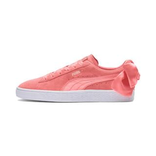 Image Puma Women's Suede Women's Bow Sneakers