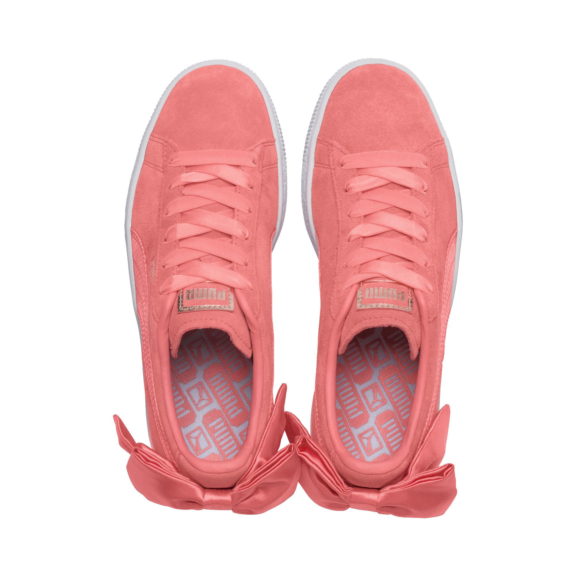 Indexbild 9 - PUMA Suede Bow Damen Frauen Schuhe Sport Classics Neu