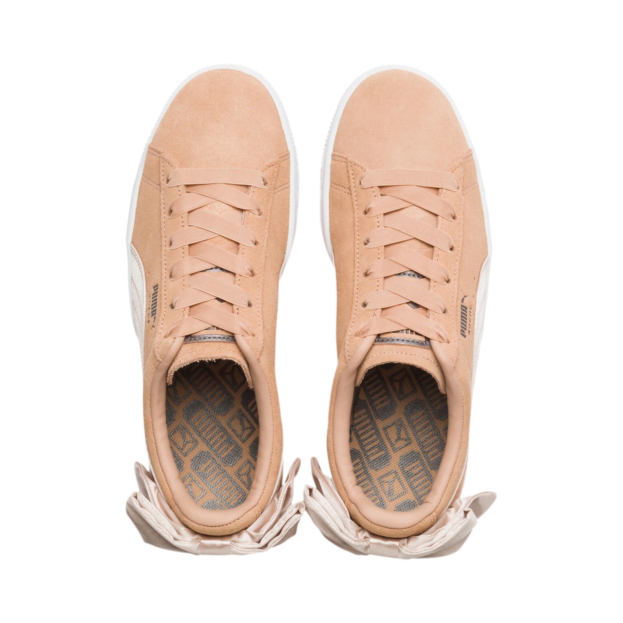 Indexbild 15 - PUMA Suede Bow Damen Frauen Schuhe Sport Classics Neu