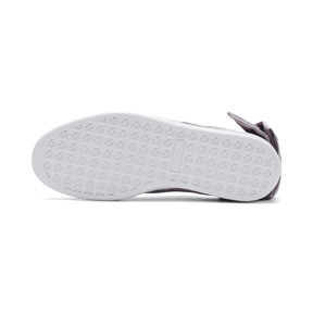 Thumbnail 4 of Suede Bow Damen, Elderberry-Puma White, medium