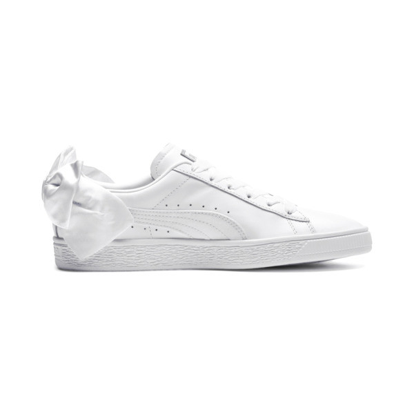 Basket Women's Bow Trainers, , large