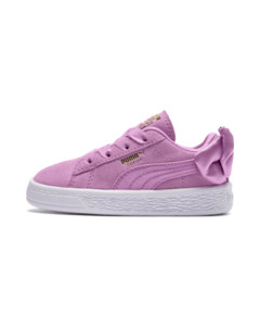 Image Puma Suede Bow Baby Sneakers