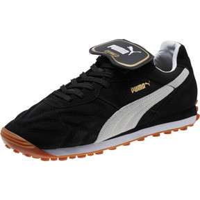 Thumbnail 1 of King Avanti Soccer Cleats, Puma Black-Puma White, medium