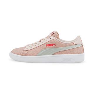 Image PUMA Smash v2 Glitz Glam Youth Sneakers