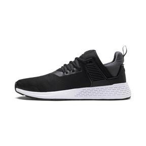 Thumbnail 1 of Insurge Mesh  Sneakers, Black-Iron Gate-White, medium
