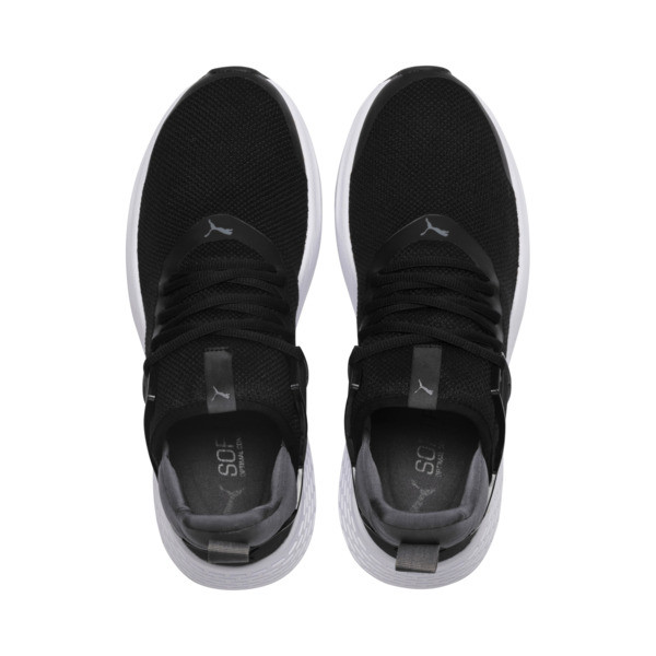 Insurge Mesh  Sneakers, Black-Iron Gate-White, large