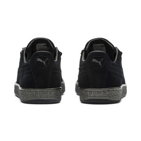 Thumbnail 4 of SUEDE CLASSIC X CHAIN, Puma Black-Puma Black, medium-JPN