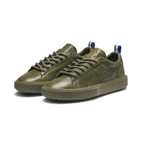 Thumbnail 2 of Basket PUMA x BIG SEAN Evolution Breaker Olive, Burnt Olive, medium