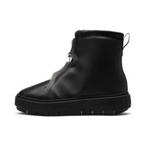 Thumbnail 1 of Platform Trace Women's Rain Boots, Puma Black-Puma Black, medium