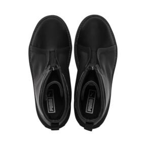 Thumbnail 6 of Platform Trace Women's Rain Boots, Puma Black-Puma Black, medium