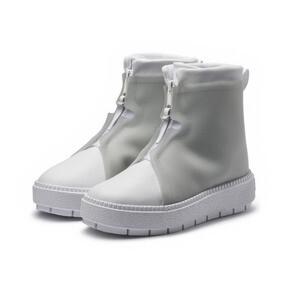 Thumbnail 2 of Platform Trace Women's Rain Boots, 02, medium